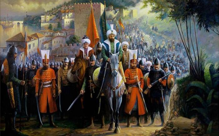Османы на раннем этапе своего развития использовали опыт кочевников-азиатов / Фото: islamveihsan.com
