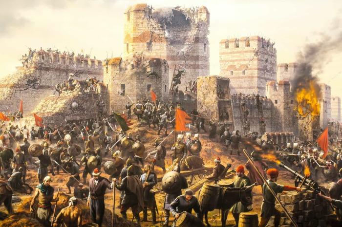 В свое время именно османы первыми в мире поняли, что такое тяжелая артиллерия / Фото: theconversation.com