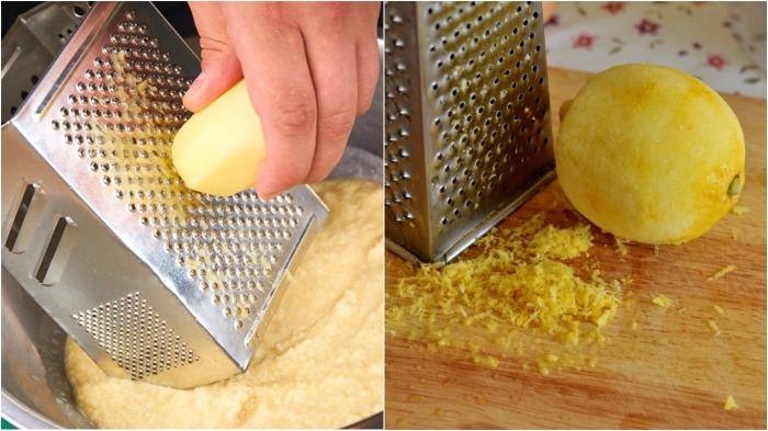 Многие хозяйки и сегодня применяют мелкую терку, чтобы натереть картофель для драников, корицу, цедру лимона / Фото: kartoshkaplus.ru