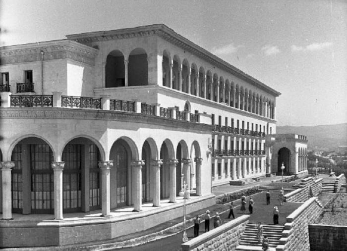 В СССР здание отличалось особенной архитектурой / Фото: m.russiainphoto.ru