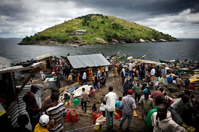 Споры о принадлежности острова между Угандой и Кенией уже длятся более 20 лет / Фото: tourweek.ru
