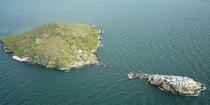 На расположенном рядом острове Усинго никто жить не хочет из-за духов, которые покинули Мгинго / Фото: fotojoin.ru