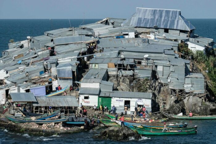 Мигинго - остров, расположенный на озере Виктория в Африке / Фото: forum.pravda.com.ua