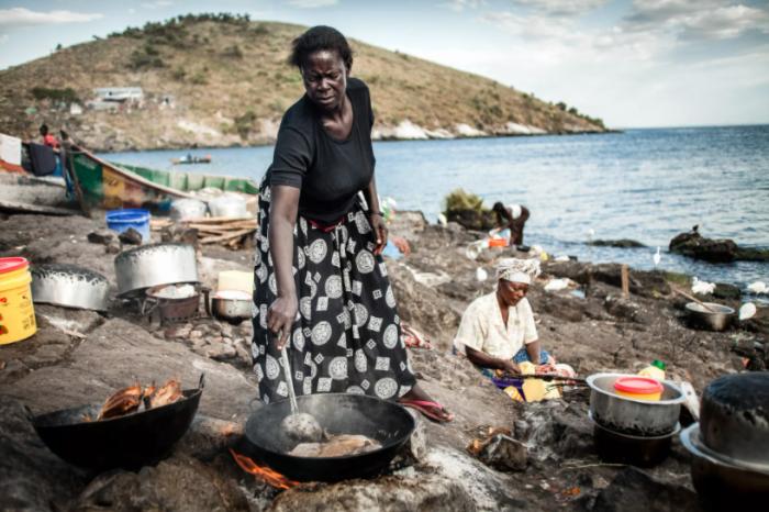 Население острова увеличивается, желающих жить на нем становится все больше / Фото: jescodenzel.com