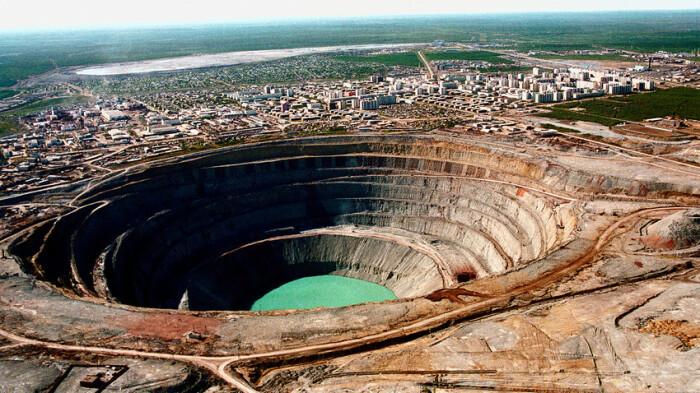 Купное месторождение алмазом ученым и геологам помогла лиса / Фото: ru.rbth.com