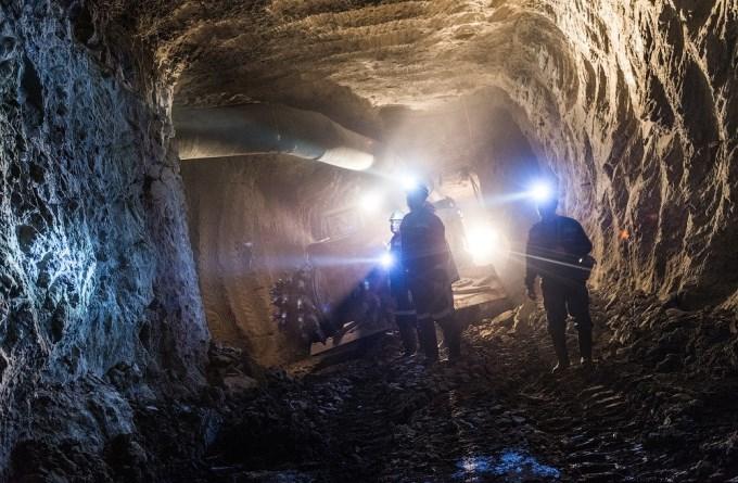 В результате затопления шахты погибли несколько горняков / Фото: mors.in.ua