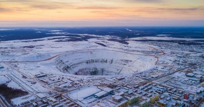 Зимой температура в регионе достигает отметки в - 60 градусов / Фото: zakazikea.by