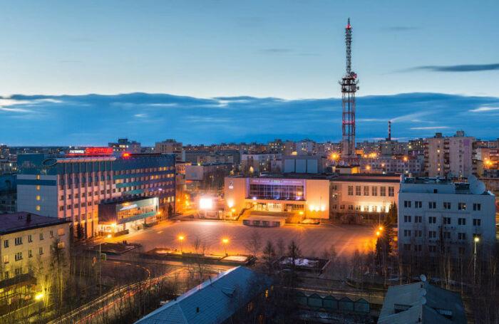 Городская инфраструктура развита достаточно хорошо / Фото: lenta.com.ua