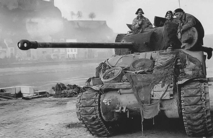 Американское изобретение позволяло спастись танкистам в самых сложных ситуациях / Фото: yandex.ua