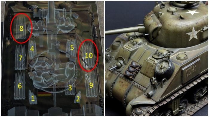 Уникальная «мокрая» укладка танковых снарядов была придумана и внедрена уже летом 1943 года / Фото: forum.warthunder.ru