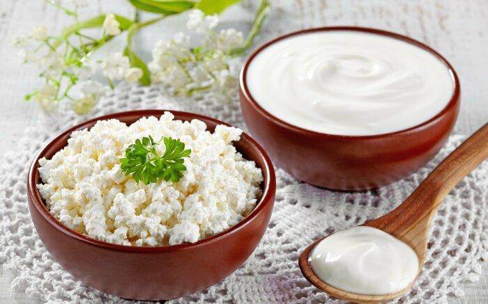 Натуральные молочные продукты несложно отличить от содержащих растительные жиры / Фото: legkovmeste.ru