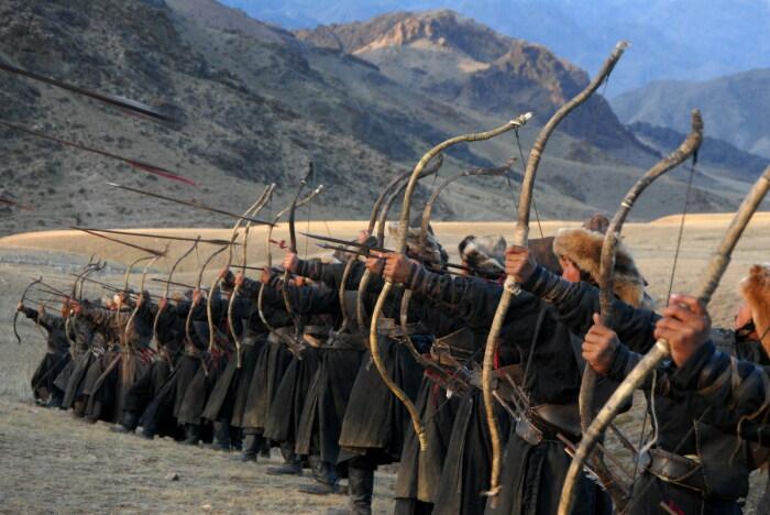 Монгольские воины пользовались несколькими вариантами стрел / Фото: dostoyanie-pokoleniy.ru