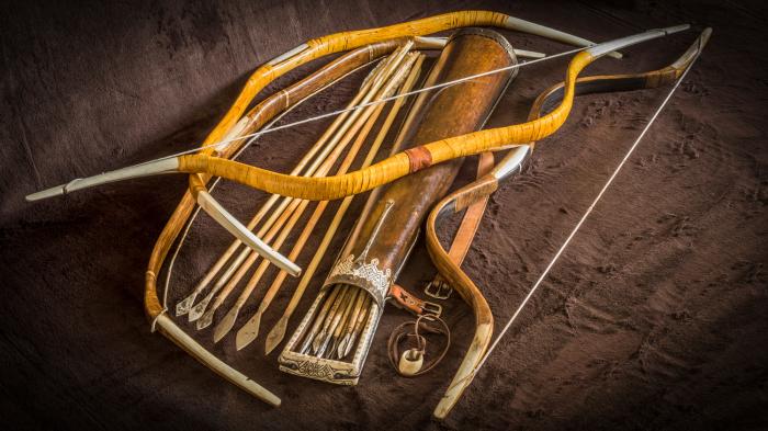 Тяжелые стрелы с широкими и большими наконечниками предназначались для стрельбы на короткие расстояния и пробивания доспехов противника / Фото: camaroz28.com
