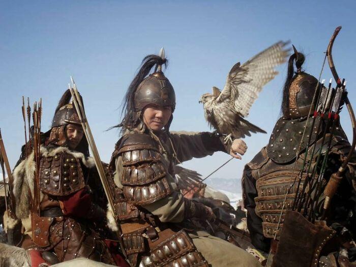 У монголов не было недостатка в древесине еще до того времени, пока они не стали завоевателями / Фото: tr.pinterest.com