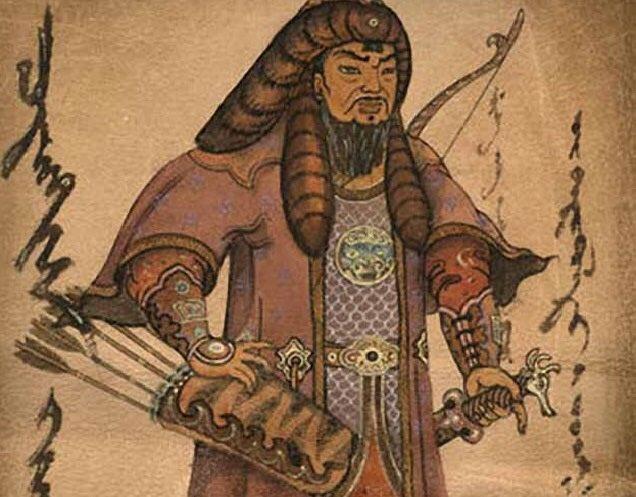 В качестве сырья монголы еще использовали рога и кости животных / Фото: Twitter