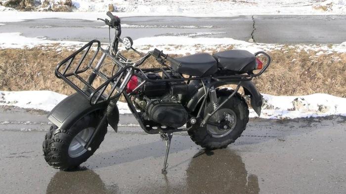 На Ижевском заводе изготавливаются мотоциклы под названием «Скаут» / Фото: porosenka.net