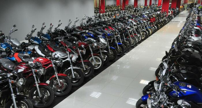 Частнику освоить серийное производство мотоциклов в современных реалиях будет очень сложно / Фото: somanyhorses.ru