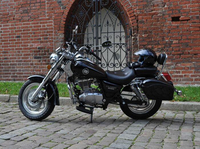 Калининградский завод BALTMOTORS производит мотоциклы-внедорожники / Фото: commons.wikimedia.org