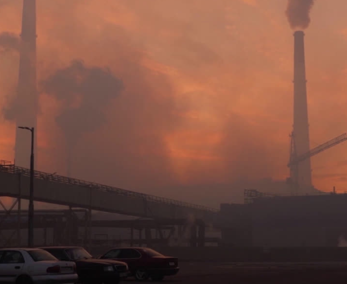 Норильские никелевый и медный комбинаты очень сильно загрязняют воздух / Фото: smartik.ru