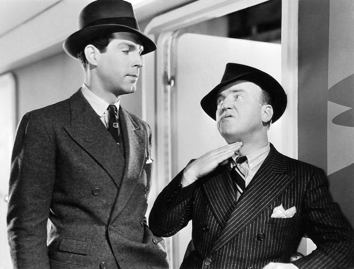 В послевоенное время мужчины утратили интерес к шляпам / Фото: film.ru