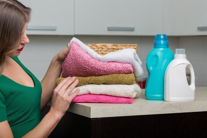 Эффект жесткости появляется потому, что мы неправильно ухаживаем за полотенцами / Фото: 5element.by