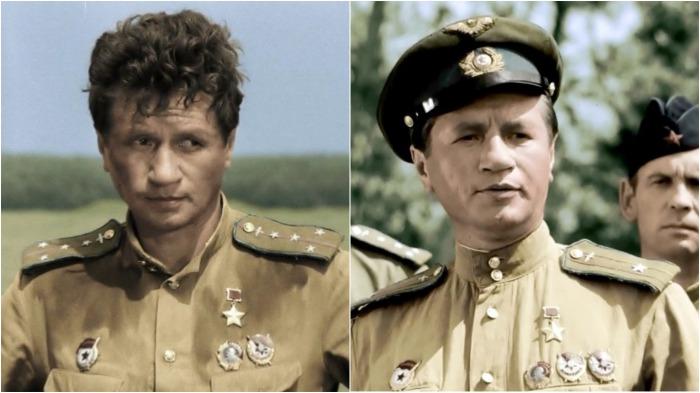 Количество наград главного героя в начале и конце фильма не совпадает / Фото: sebt.dn.ua
