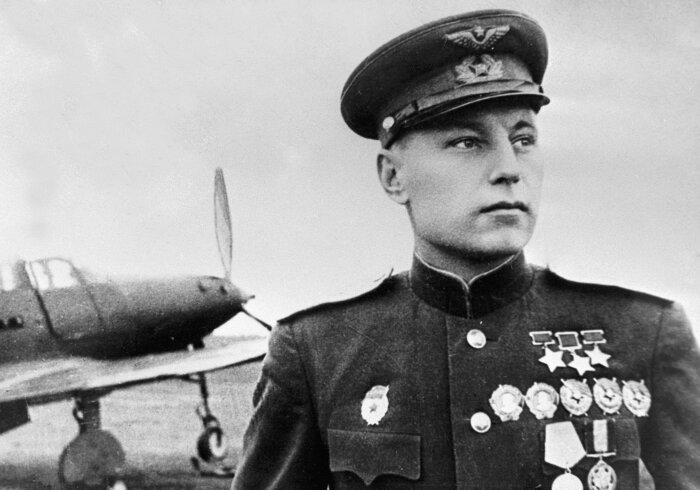 Прообразом Маэстро стал реальный летчик А. Покрышкин / Фото: lv.baltnews.com