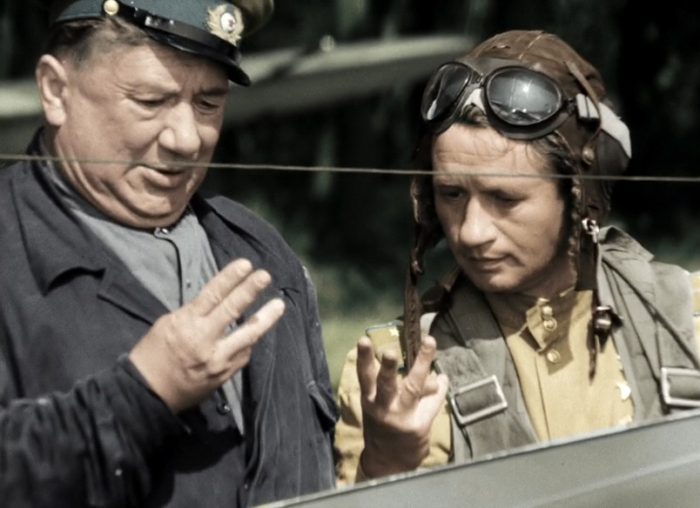 В фильме встречались неточности, замеченные зрителями, прошедшими войну / Фото: ivpress.ru