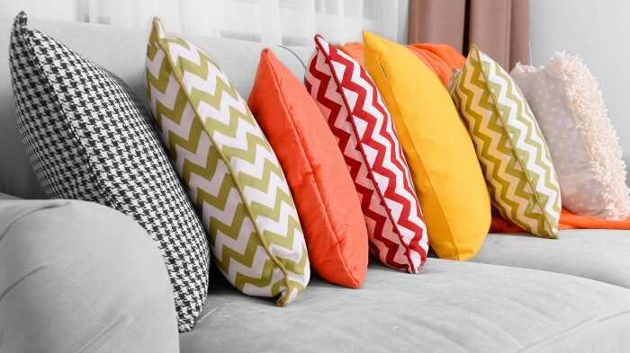 От наполнителя подушки зависит качество сна и комфорт / Фото: luxury-house.org
