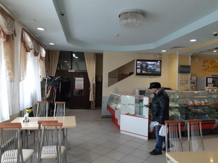 Столовая Обедофф для среднестатистических жителей города / Фото: yandex.by