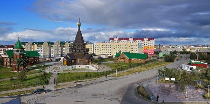 Богоявленский собор хорошо виден из любой точки города / Фото: voinskayachast.net.