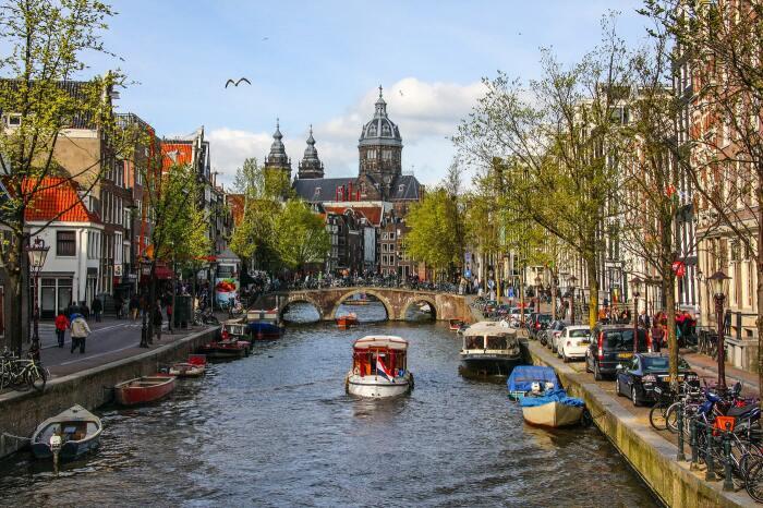 Нидерланды - удивительно красивая страна / Фото: tour-pronl.com