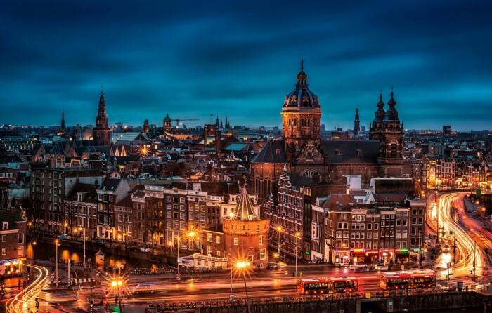 Государство Нидерланды является одним из самых богатых в Европе / Фото: goodfon.ru