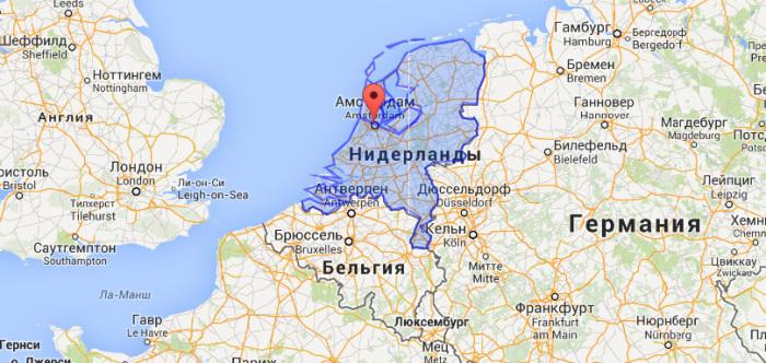 Основным положительным фактором для страны является ее расположение / Фото: klaipeda1945.org