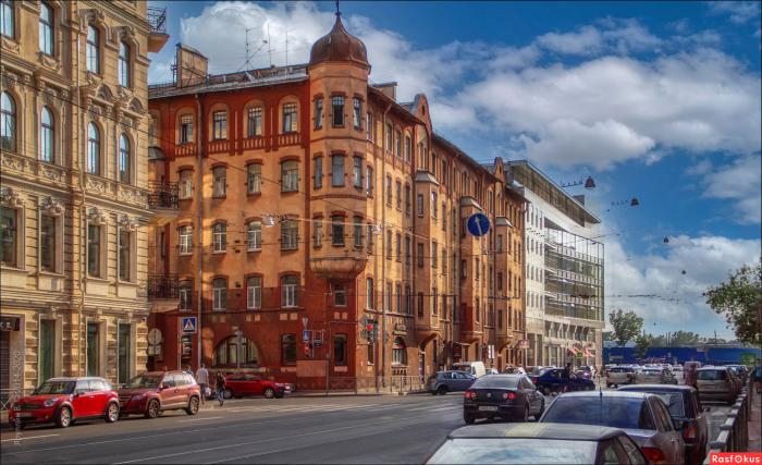 В дореволюционное время нумерация в домах была стандартная / Фото: rasfokus.ru