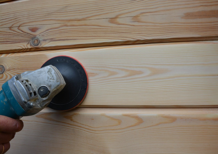 Воспользовавшись способом Гассельмана, древесину можно полировать без применения спецсредств / Фото: сямженский-лес.рф