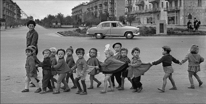 Найти в СССР некоторые вещи по размеру было сложно / Фото: yandex.ua