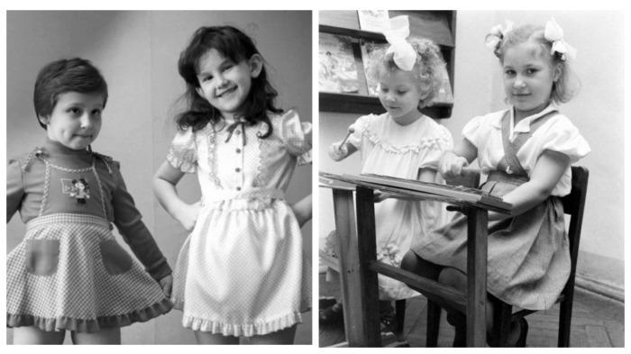 Советских детей наряжали только по особым поводам / Фото: uhta24.ru