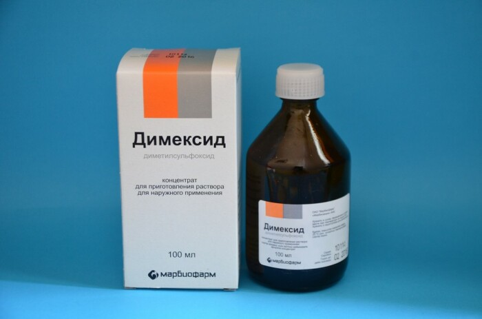 Димексид - доступное аптечное средство, которое поможет быстро вернуть белизну пожелтевшему пластику / Фото: womond.com