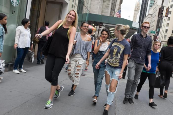Американки не зацикливаются на своем внешнем виде / Фото: yandex.ru