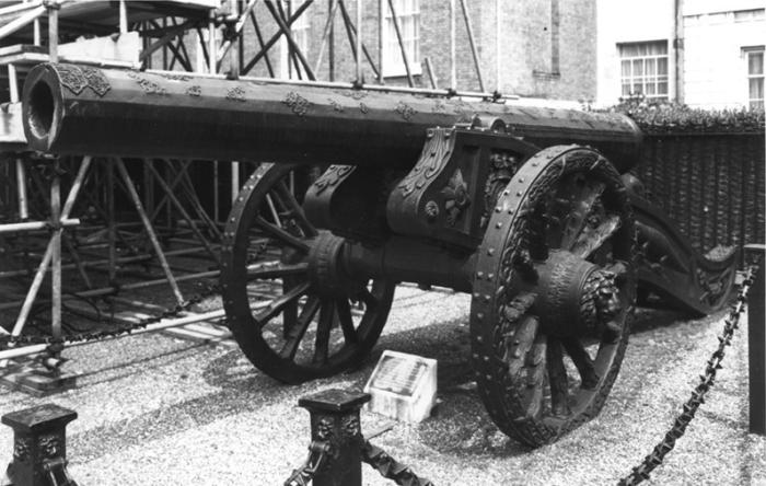 Технология создания орудия была сложная и хорошо оплачивалась / Фото: arsenal-info.ru