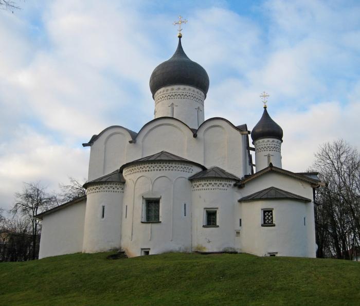 В храмах из камня отопительная система была достаточно продуманная / Фото: ru.livejournal.com