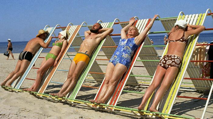 У сотрудников учебных и научных учреждений отпуск был 24-28 дней / Фото: ru.rbth.com