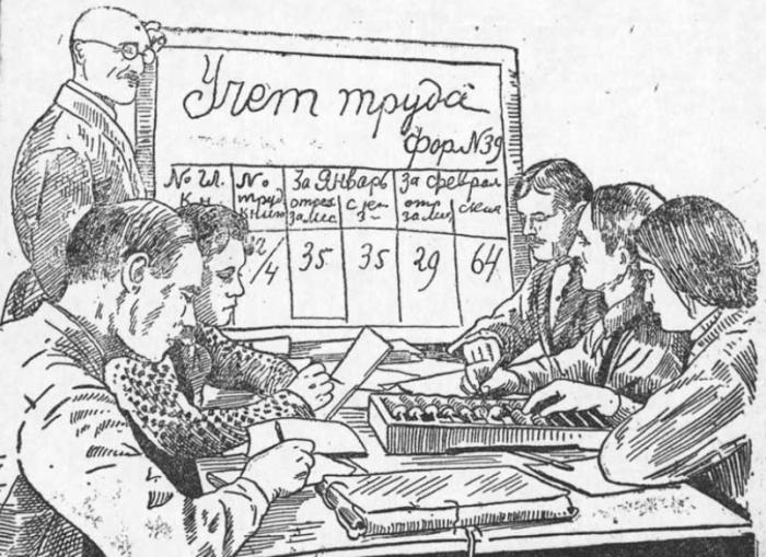 Отпуска в СССР. / Фото: pvsm.ru