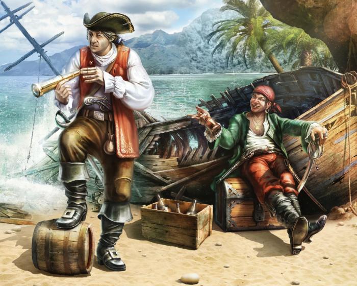 Голод – страшная вещь, а пираты сами по себе были жестокими и циничными преступниками / Фото: questdoma.ru