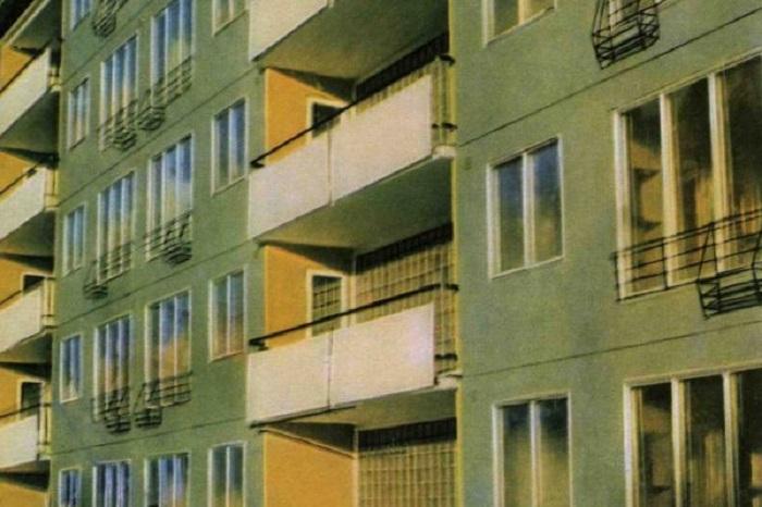 В доме из полимеров люди благополучно прожили более 20 лет / Фото: vseomoskve.info