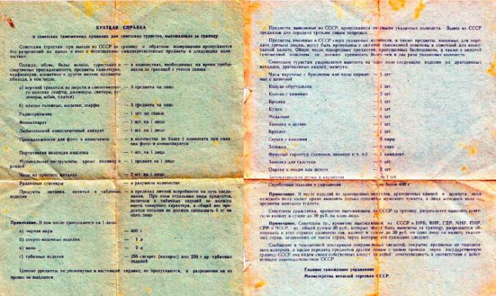 Документ, регламентирующий правила заграничного выезда / Фото: twitter.com