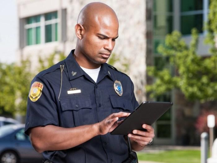Офицер полиции США / Фото: golos.ua