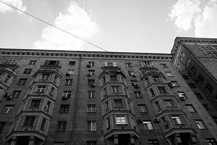 Пороги в сталинках старой постройки делались, чтобы в комнатах сохранялось тепло / Фото: skyscrapercity.com