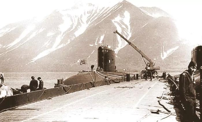 Финвал был засекреченной базой моряков-подводников и выступал своеобразным щитом, защищавшим Петропавловск-Камчатский / Фото: pastvu.com